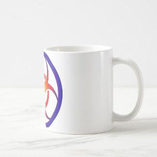 生物学的災害[有害物質] コーヒーマグカップ