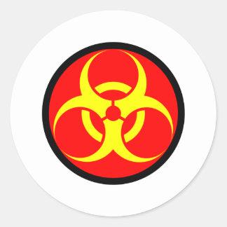 生物学的災害[有害物質] ラウンドシール