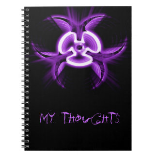 生物学的災害[有害物質]日記のノート ノートブック
