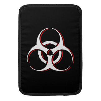 "生物学的災害[有害物質] 13"" Macbookの空気袖 MacBook スリーブ"