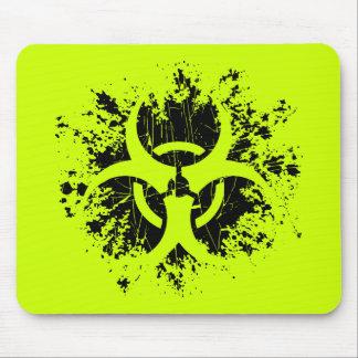 生物学的災害[有害物質] - Splat マウスパッド