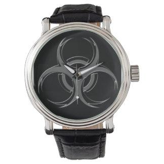 生物学的災害[有害物質] X 腕時計