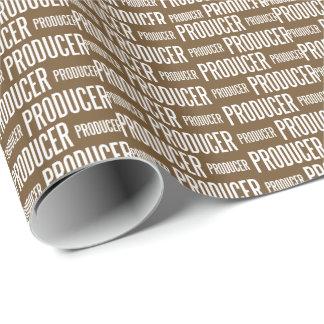生産者の光沢のある包装紙30x6 ラッピングペーパー