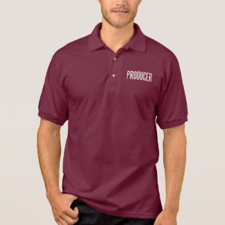 生産者のgildan jerseyのポロ(色) ポロシャツ
