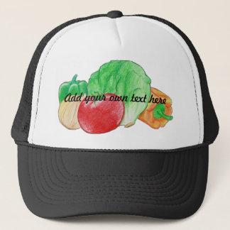 生鮮食品の帽子 キャップ