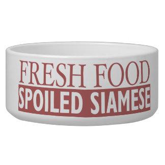 生鮮食品-だめにされたシャム