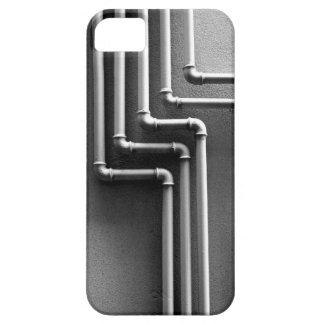 産業パイプラインの写真撮影のiPhoneの場合 iPhone SE/5/5s ケース