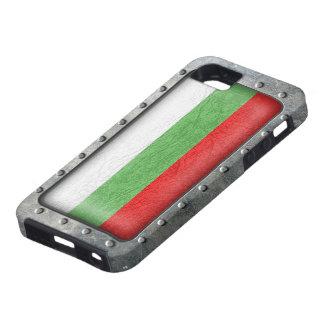 産業ブルガリアの旗 iPhone SE/5/5s ケース
