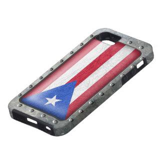 産業プエルトリコの旗 iPhone SE/5/5s ケース