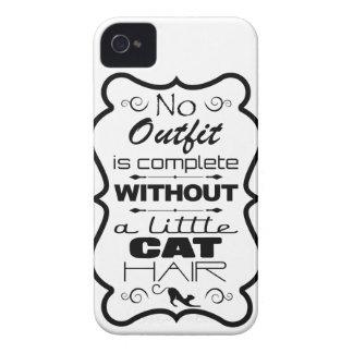 用品類は小さい猫の毛なしで完全ではないです Case-Mate iPhone 4 ケース