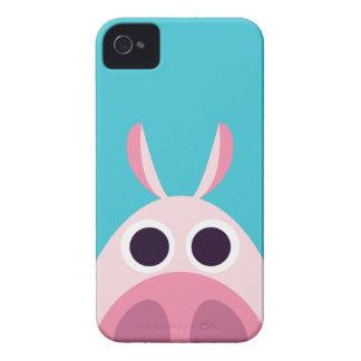 用心深いブタ Case-Mate iPhone 4 ケース
