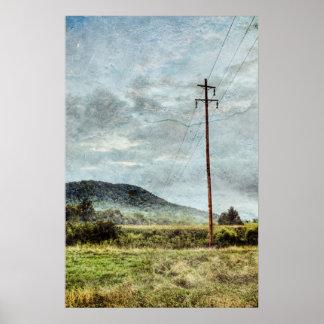 田園ノースカロライナ ポスター