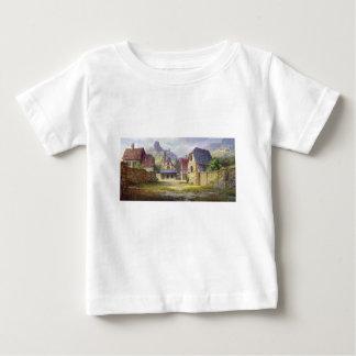 田園町私の出生地 ベビーTシャツ