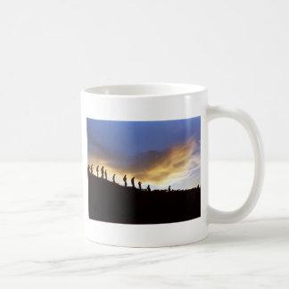 田園観光事業を促進して下さい コーヒーマグカップ