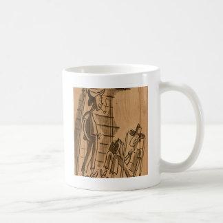 田舎者の家 コーヒーマグカップ