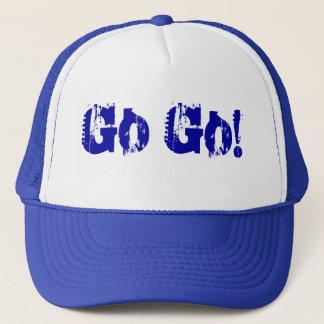 """田舎育ちの少年の粉砕は帽子""""行きます"""" キャップ"""