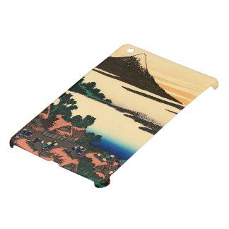 甲斐国のIsawaの夜明け iPad Miniケース