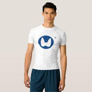 甲状腺剤の圧縮のワイシャツ Tシャツ