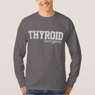 甲状腺剤の外科医のTシャツ Tシャツ