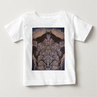 甲羅 ベビーTシャツ