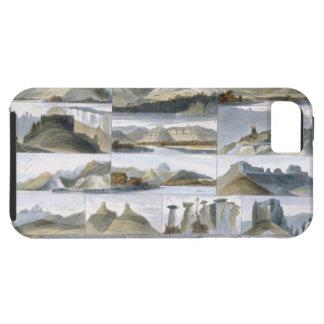 甲革ミズーリの驚くべき丘は、35 fをめっきします iPhone SE/5/5s ケース