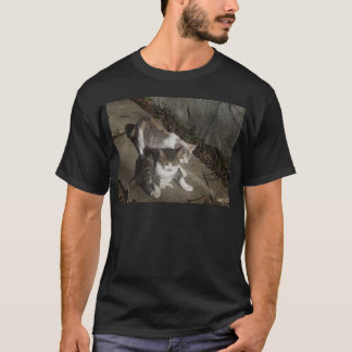 男の子および女の子 Tシャツ