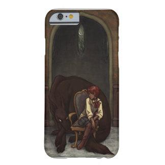 男の子および獣の電話箱 BARELY THERE iPhone 6 ケース