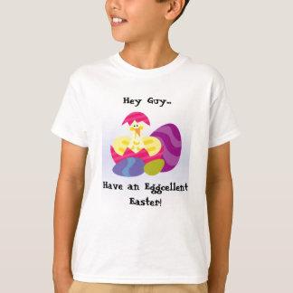 男の子のためのイースターTシャツ Tシャツ