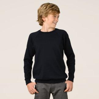 男の子のアメリカの服装のRaglanのスエットシャツ スウェットシャツ