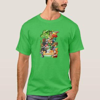 男の子のサミュエルの霊魂のTシャツ Tシャツ