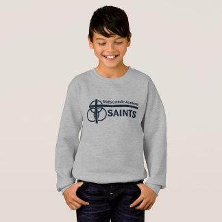 男の子のスエットシャツ: トリクロロ酸の聖者 スウェットシャツ