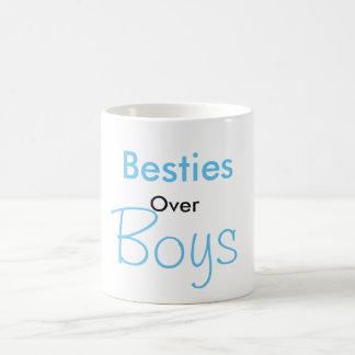 男の子のマグ上のBesties コーヒーマグカップ