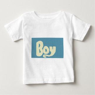 男の子の印 ベビーTシャツ