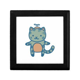 男の子の子猫 ギフトボックス