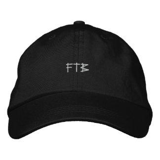 男の子の調節可能な帽子のため 刺繍入りキャップ