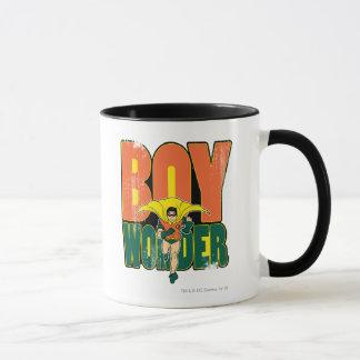 男の子の驚異のグラフィック マグカップ