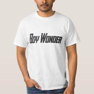 男の子の驚異のTシャツ Tシャツ