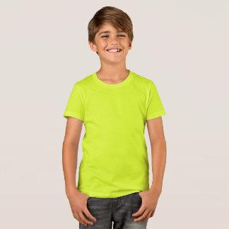 男の子のBella+キャンバスの乗組員のTシャツ Tシャツ