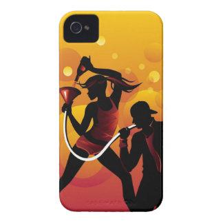男の子は男の子のiphone 4ケースです Case-Mate iPhone 4 ケース