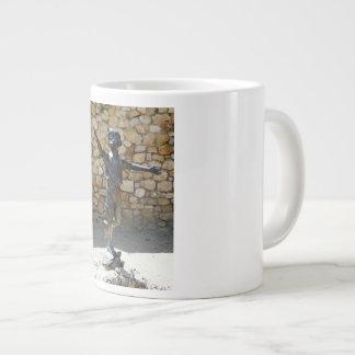 男の子 ジャンボコーヒーマグカップ