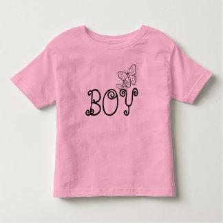 男の子 トドラーTシャツ