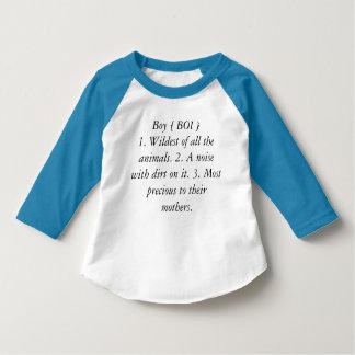 男の子[BOI] Tシャツ