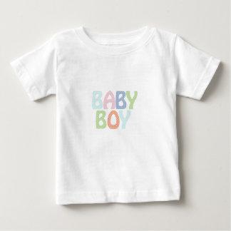 男の赤ちゃんのためのTシャツ ベビーTシャツ