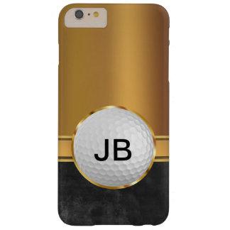 男子ゴルフビジネス BARELY THERE iPhone 6 PLUS ケース