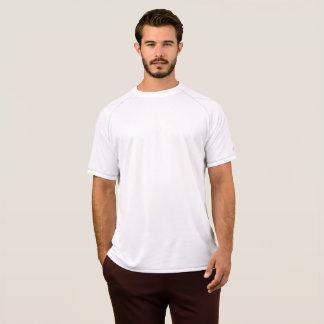 男子チャンピオンの倍の乾燥した網のTシャツ Tシャツ