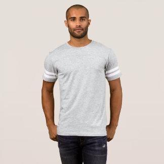 男子フットボールのTシャツ Tシャツ
