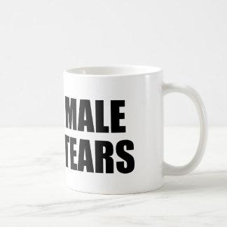 男性の破損 コーヒーマグカップ