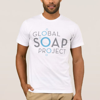 男性へ全体的な石鹸のプロジェクト Tシャツ