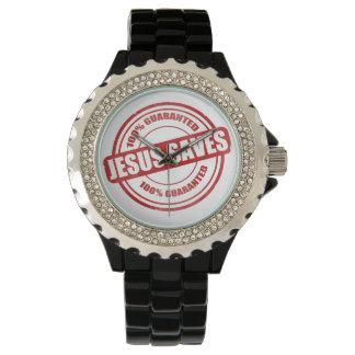 男性へ本当の救助者の腕時計 腕時計