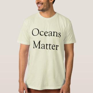 男性へ海の同盟のTシャツ Tシャツ